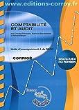 Comptabilite et Audit UE4 du DSCG - Corrigé
