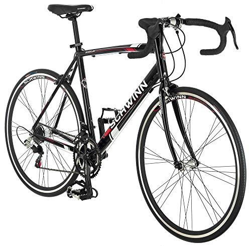 Schwinn pour Homme Phocus 1400700C Drop Barre de vélo de Route, Noir, 45,7cm/Medium Taille de...