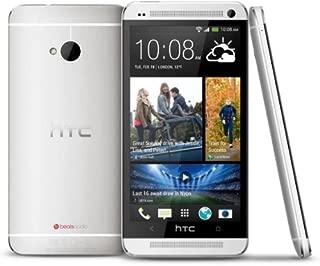 HTC One M7 Unlocked Cellphone, 32GB, Silver
