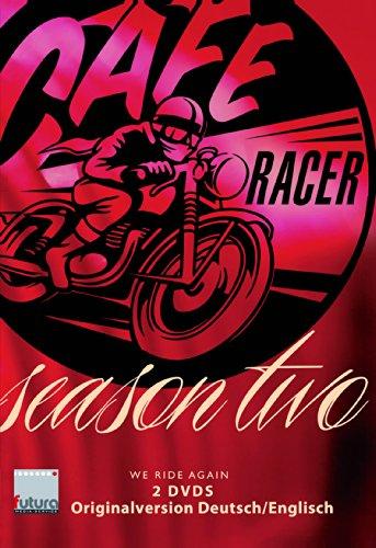 Cafe Racer 2 Deutsch/Englisch 2 DVDs