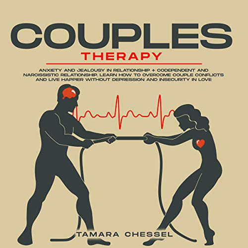 Couples Therapy Audiobook By Tamara Chessel cover art