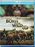 Imax - Born to be wild(3D+2D) [Italia] [Blu-ray]
