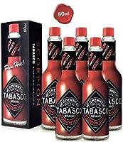 タバスコ スコーピオンソース 瓶 60ml × 6