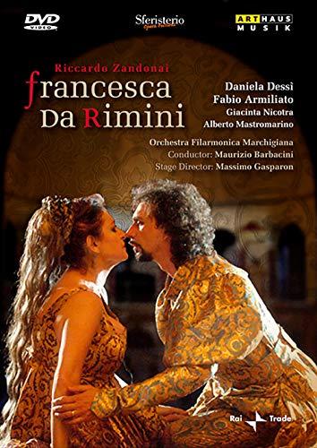 Zandonai - Francesca da Rimini