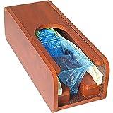 Dispensador de Cubiertas de Zapatos Dispensador de Cubiertas de Zapatos Desechables para el hogar Caja de la máquina de Cubiertas de pies Dispensador de Cubiertas de Zapatos