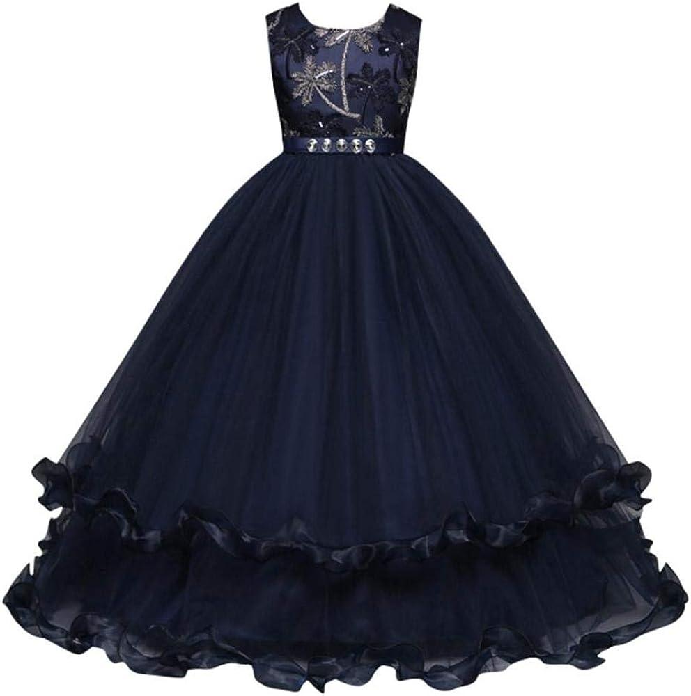 Amazon.com Moonker Girls Princess Wedding Dress 20 20 Years Old ...