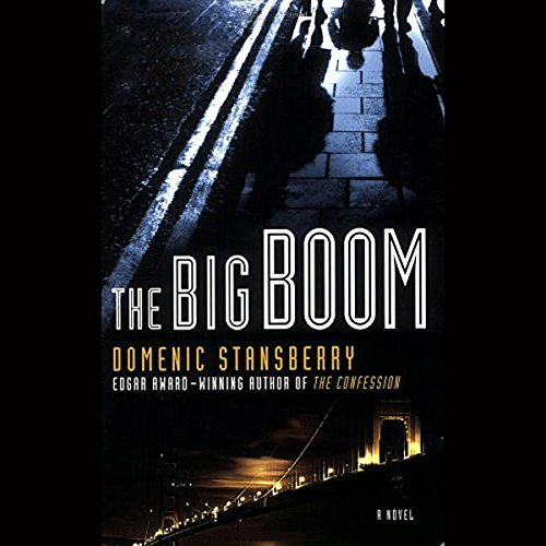 The Big Boom audiobook cover art