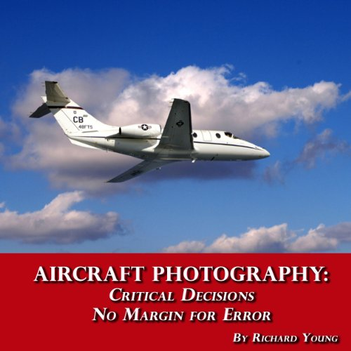 Aircraft Photography audiobook cover art