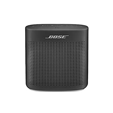 Bose 752195-0100 SoundLink Color Bluetooth speaker II - Soft black