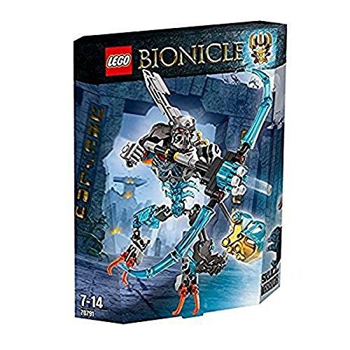 LEGO Bionicle 70791 - Warrior, 7-14 Anni