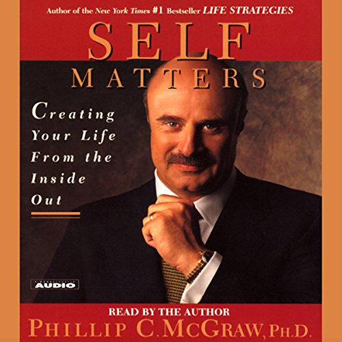 Self Matters audiobook cover art