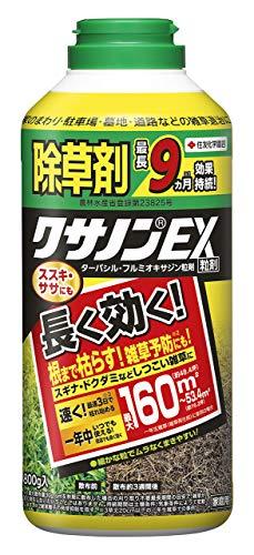 住友化学園芸除草剤クサノンEX粒剤800g