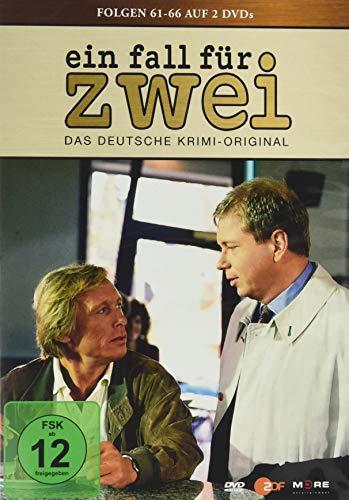 Ein Fall für zwei - Folgen 1-4 (Rainer Hunold) (2 DVDs)