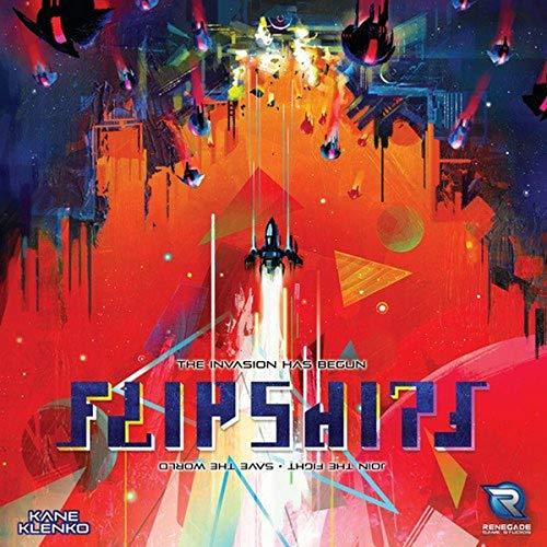Renegade Game Studios RGS00572 Flip Ships Board Game