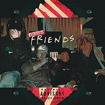 Xanny Friends (feat. Robert Perry, Mystic I. & Titamus)