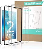 【2 PACK Gift INSTALL FRAME】New iPad 9.7' 6th Generation Screen Protector...