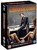 Californication Season 1-3 Box Set DVD - UK - David Duchovny