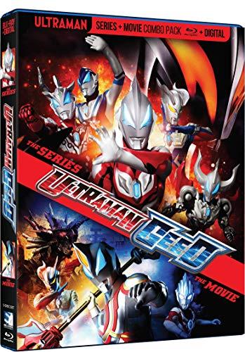 Ultraman Geed Series & Movie (6 Blu-Ray) [Edizione: Stati Uniti]