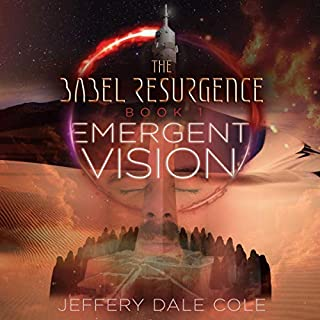Emergent Vision audiobook cover art
