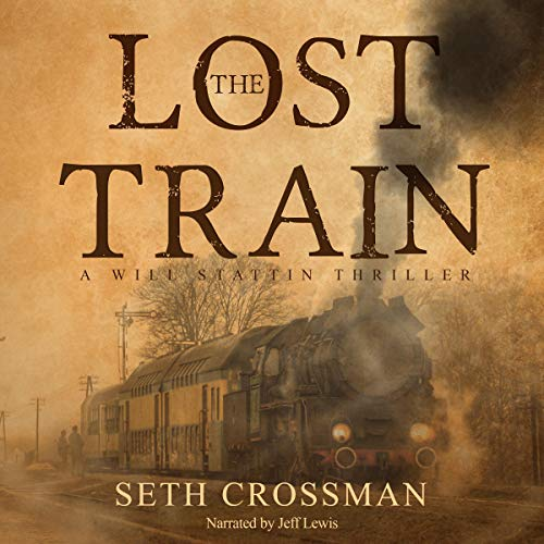 The Lost Train  By  cover art