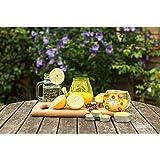 100 candele tealight alla citronella