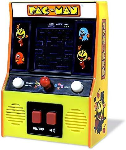 Basic Fun Arcade Classics Pac Man Color LCD Retro Mini Arcade Game product image