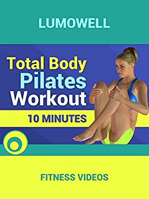 Total Body Pilates Workout - 10 Minutes