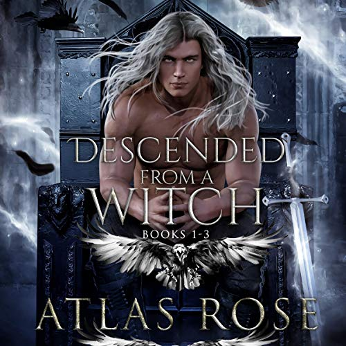 Descended from a Witch Boxset audiobook cover art