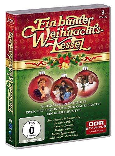 Ein bunter Weihnachtskessel (DDR TV-Archiv) (3 DVDs)