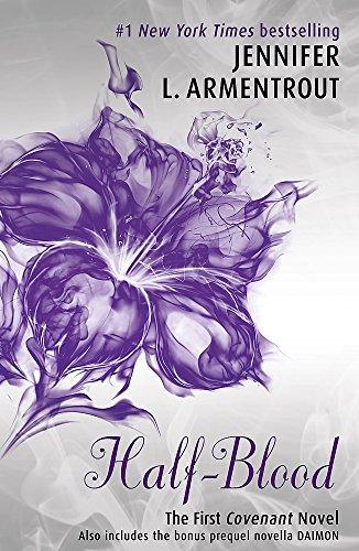 Half-Blood: Jennifer L. Armentrout