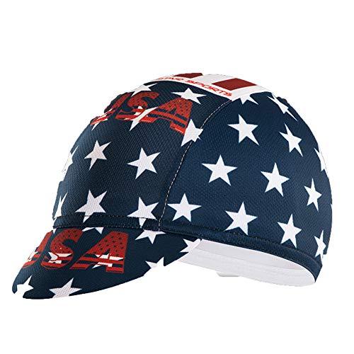 Gorras de ciclismo para hombre con protección solar UV, casco de bicicleta de montaña, casco interior de la gorra