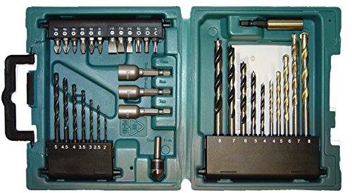 Makita D-36980 Bohrer-Bit-Set (34-tlg.) - 2