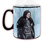 ABYstyle - Game of Thrones - Taza Cambia Color con Calor - 460 ml - Winter is Here