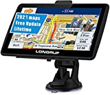 GPS Navigation for Car 7 inch HD Touch Screen, Vehicle GPS Navigator...