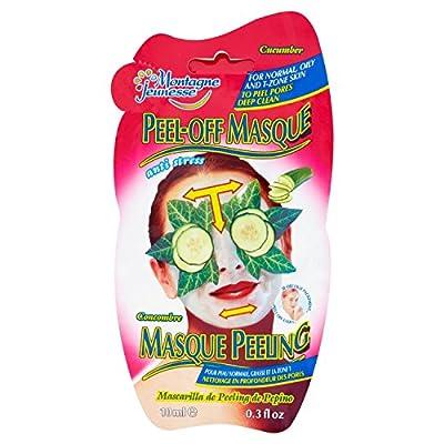 Montagne Jeunesse Cucumber Anti Stress Peel Off Masque 10ml from Montagne Juenesse Facepack