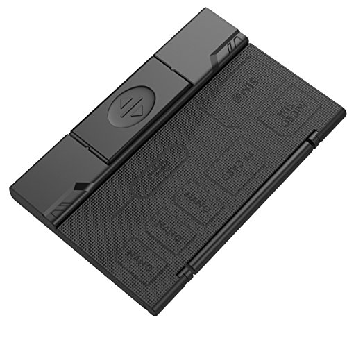 Ruitong『SIMカードホルダーケース&マイクロSDカードストレージ』
