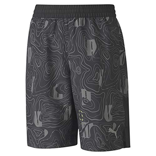 PUMA Short Junior Active Sports AOP Woven