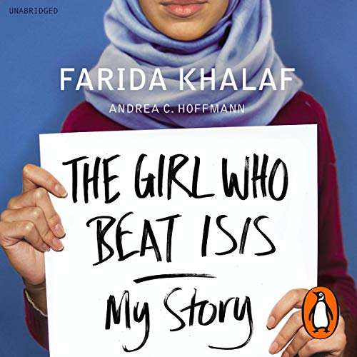 The Girl Who Beat Isis  By  cover art