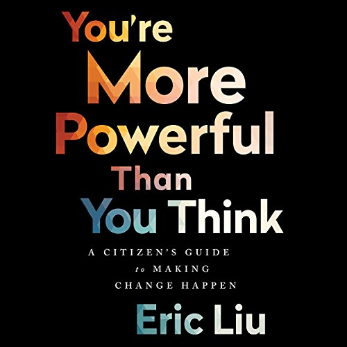 You're More Powerful Than You Think audiobook cover art