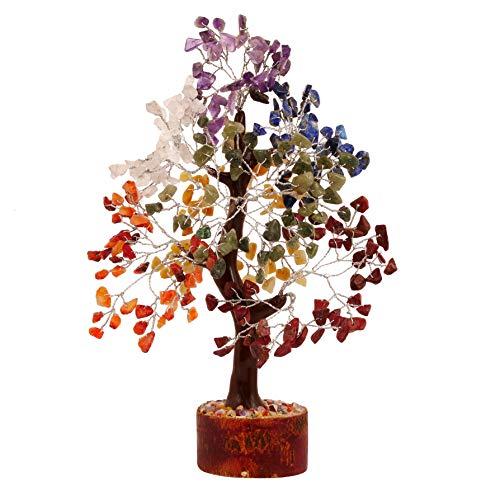 PYOR Seven Chakra Bonsai Money Tree Feng Shui Vastu...
