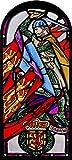 gebeizt Glas Fenster Kunst–statische selbst Dekoration–Edinburgh William Wallace
