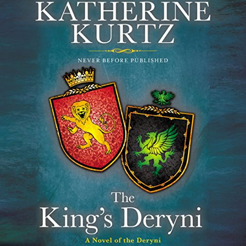 The King's Deryni cover art