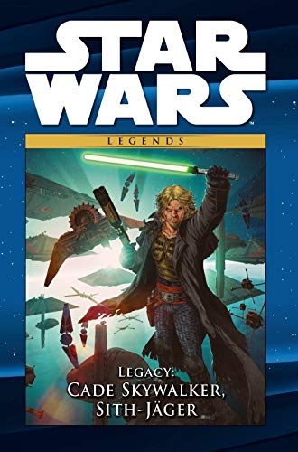 Star Wars Comic-Kollektion: Bd. 65: Legacy: Cade Skywalker, Sith-Jäger