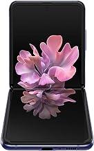 Samsung Galaxy Z Flip Factory Unlocked Cell Phone |US Version - Single SIM | 256GB of Storage | Folding Glass Technology | Long-Lasting Battery | US Warranty | Mirror Purple