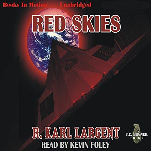 Red Skies audiobook cover art