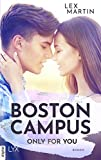 Boston Campus - Only for You (Dearest 3) (German Edition)
