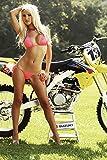 TST INNOPRINT CO Blonde Girl Body Motocross...