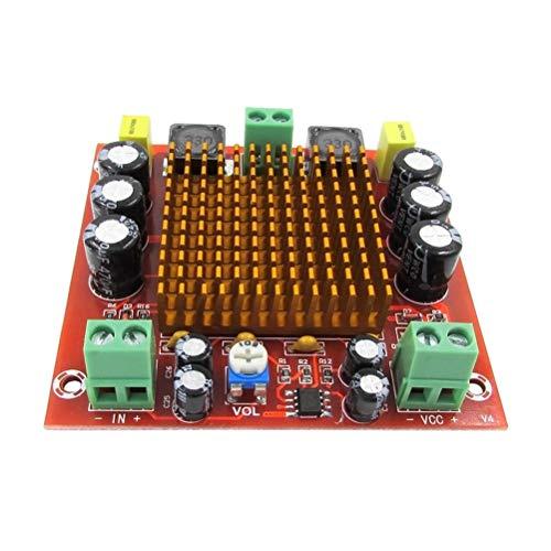 KDLK Amplificador De Audio Digital De Potencia Monocanal TPA3116 De 150W con...