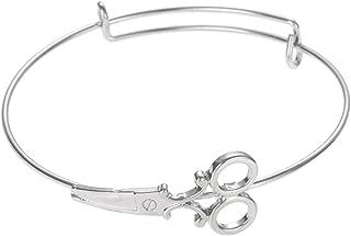 Best sterling silver scissor bracelet Reviews