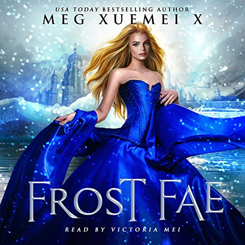 Frost Fae (A Fae Court Reverse Harem Fantasy Romance) cover art